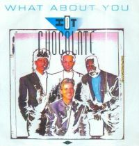 Cover Hot Chocolate - What About You