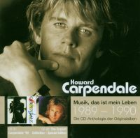 Cover Howard Carpendale - Die CD-Anthologie der Originalalben 1989-1990