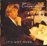 Cover Howard Carpendale - It's Not Over