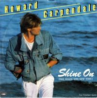 Cover Howard Carpendale - Shine On (Der Regen von New York)