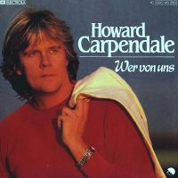 Cover Howard Carpendale - Wer von uns