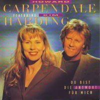 Cover Howard Carpendale feat. Kim Harding - Du bist die Antwort für mich