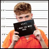 Cover HRVY - I Wish You Were Here