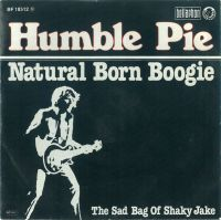 Cover Humble Pie - Natural Born Bugie