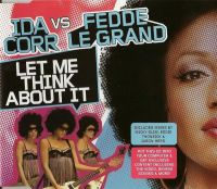 Cover Ida Corr vs. Fedde Le Grand - Let Me Think About It