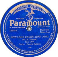 Cover Ida Cox - How Long Daddy How Long