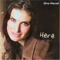 Cover Idina Menzel - Here