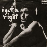 Cover Iggy And The Stooges - I Got A Right