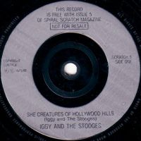 Cover Iggy And The Stooges - She Creatures Of Hollywood Hills