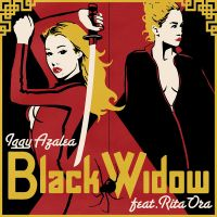 Cover Iggy Azalea feat. Rita Ora - Black Widow