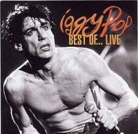 Cover Iggy Pop - Best Of... Live