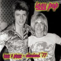 Cover Iggy Pop - Iggy & Ziggy - Cleveland '77