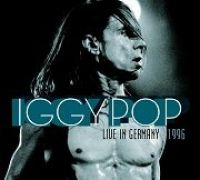 Cover Iggy Pop - Live In Germany 1996