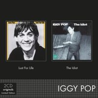 Cover Iggy Pop - Lust For Life / The Idiot