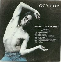 Cover Iggy Pop - Mixin' The Colors