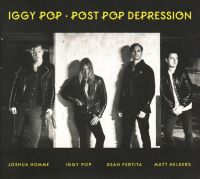 Cover Iggy Pop - Post Pop Depression