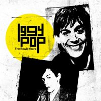 Cover Iggy Pop - The Bowie Years
