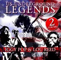Cover Iggy Pop & Lou Reed - US-Underground Legends