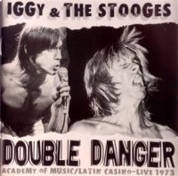 Cover Iggy & The Stooges - Double Danger