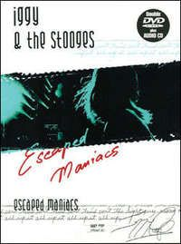 Cover Iggy & The Stooges - Escaped Maniacs