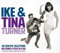 Cover Ike & Tina Turner - 28 Soulful Selections