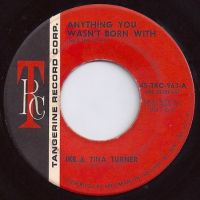 Cover Ike & Tina Turner - Anything You Wasn't Born With
