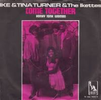 Cover Ike & Tina Turner - Come Together