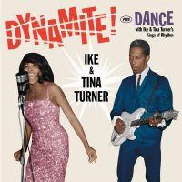 Cover Ike & Tina Turner - Dynamite! / Dance