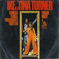 Cover Ike & Tina Turner - Funkier Than A Mosquita's Tweeter