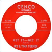Cover Ike & Tina Turner - Get It, Get It