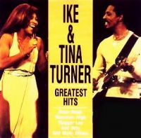 Cover Ike & Tina Turner - Greatest Hits