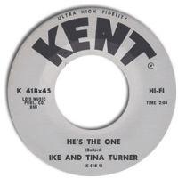 Cover Ike & Tina Turner - He's The One