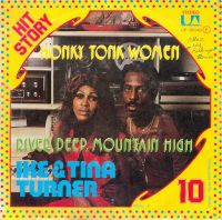 Cover Ike & Tina Turner - Honky Tonk Women