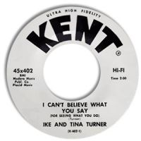 Cover Ike & Tina Turner - I Can't Believe What You Say