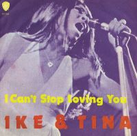 Cover Ike & Tina Turner - I Can't Stop Loving You