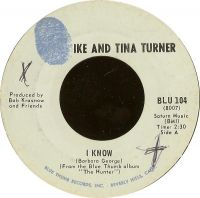 Cover Ike & Tina Turner - I Know (You Don't Want Me No More)