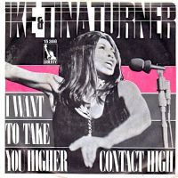 Cover Ike & Tina Turner - I Want To Take You Higher