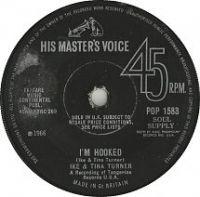Cover Ike & Tina Turner - I'm Hooked