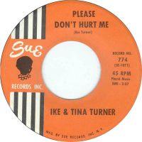 Cover Ike & Tina Turner - Please Don't Hurt Me