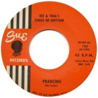 Cover Ike & Tina Turner - Prancing