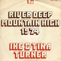 Cover Ike & Tina Turner - River Deep - Mountain High 1974