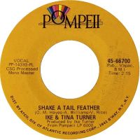 Cover Ike & Tina Turner - Shake A Tail Feather
