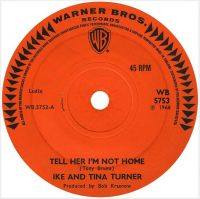 Cover Ike & Tina Turner - Tell Her I'm Not Home