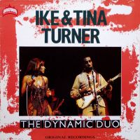 Cover Ike & Tina Turner - The Dynamic Duo - Original Recordings