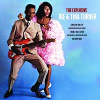 Cover Ike & Tina Turner - The Explosive