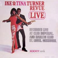 Cover Ike & Tina Turner - The Ike & Tina Turner Revue - Live