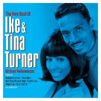 Cover Ike & Tina Turner - The Very Best Of Ike & Tina Turner - 60 Great Performances