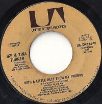 Cover Ike & Tina Turner - With A Little Help From My Friends