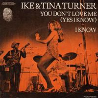 Cover Ike & Tina Turner - You Don't Love Me (Yes I Know)