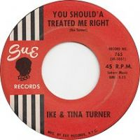 Cover Ike & Tina Turner - You Should'a Treated Me Right